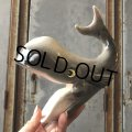 50s Vintage Whale Ceramic Tray Holder (S764)
