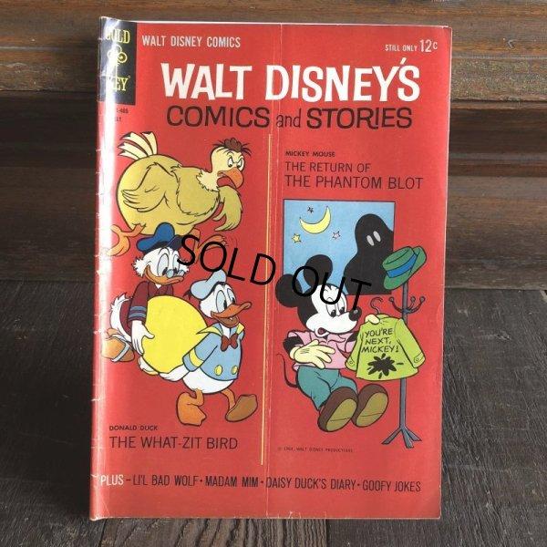 画像1: 60s Vintage Gold Key WALT DISNEY'S comics (S761)