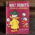 60s Vintage Gold Key WALT DISNEY'S comics (S757)
