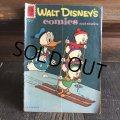 60s Vintage Dell WALT DISNEY'S comics (S733)