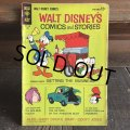 60s Vintage Gold Key WALT DISNEY'S comics (S758)