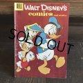 50s Vintage Dell WALT DISNEY'S comics (S745)