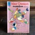 60s Vintage Dell WALT DISNEY'S comics (S739)