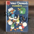 50s Vintage Dell WALT DISNEY'S comics (S750)