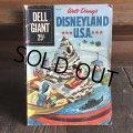 60s Vintage Dell DISNEYLAND USA comics (S762)