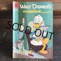 50s Vintage Dell WALT DISNEY'S comics (S741)
