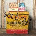 1940s Vintage ANCO Rain-Master Wiper Cabinet (T776)