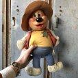 画像1: 60s Vintage IDEAL Terry Toons Deputy Dawg Rubber Face Doll (T774) (1)