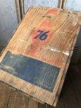 画像10: Vintage 76 Union Oil Woode Crate Box (AL308)
