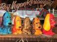 画像12: 70s Vintage My Toy Plastic Bank Basset hound SAD EYE DOG (T321)