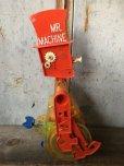 画像12: 【SALE】 70s Vintage Toy MR MACHINE (T781)
