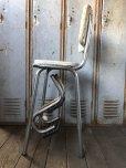 画像3: Vintage Mid-Century Step Stool Hi-Chair (T784)