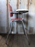 画像5: Vintage Mid-Century Kid's Hi-Chair (T783)