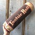 画像1: 60s Vintage Tootsie Roll Advertising Pillow (T786) (1)