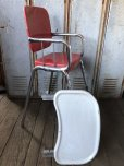 画像7: Vintage Mid-Century Kid's Hi-Chair (T783)