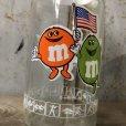 画像10: Vintage M&M's L.A. OLYMPIC Glass Candy Jar (T789)