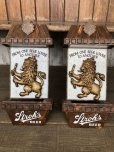 画像2: Vintage Stroh's Beer Lighted Sign SET (T791) (2)