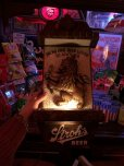 画像10: Vintage Stroh's Beer Lighted Sign SET (T791) (10)