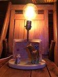 画像10: 【SALE】 Vintage Lamp Disney Bambi (T796)