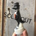 Vintage Old Crow Whiskey Vinyl Figure (T798)