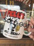 Vintage Ceramic Mug FELIX THE CAT (T822)