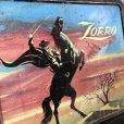 画像6: Vintage Lunch Box Zorro (T847)