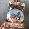 Vintage Bradley Alarn Clock The Lone Ranger Dead Stock (T846)