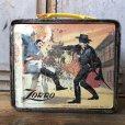 画像3: Vintage Lunch Box Zorro (T847)