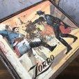 画像4: Vintage Lunch Box Zorro (T847)