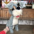 Vintage Plush Doll Disney Tramp 45cm (T858)