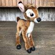 画像2: Vintage Plush Doll Disney Bambi 47cm (T861) (2)