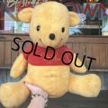 Vintage Plush Doll Disney Pooh 50cm (T856)