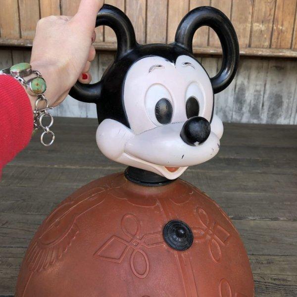 画像1: Vintage Disney Hoppity Mickey Mouse (T852)