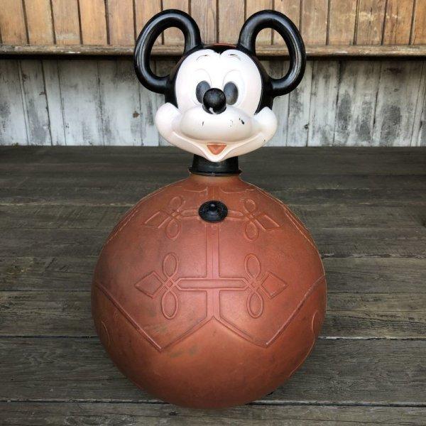 画像2: Vintage Disney Hoppity Mickey Mouse (T852)