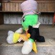 画像5: Vintage Plush Doll Disney Jiminy Cricket 57cm (T857)