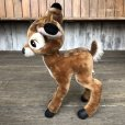 画像7: Vintage Plush Doll Disney Bambi 47cm (T861)