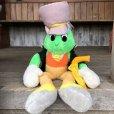 画像2: Vintage Plush Doll Disney Jiminy Cricket 57cm (T857) (2)