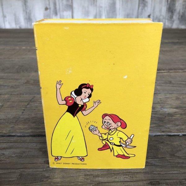 画像2: Vintage Disney Snow White's Guide to Money (T871)