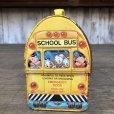 画像3: Vintage Disney Lunch Box School Bus (T869)