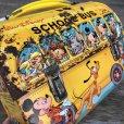 画像11: Vintage Disney Lunch Box School Bus (T869)
