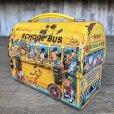 画像6: Vintage Disney Lunch Box School Bus (T869)