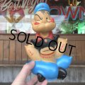 50s Vintage Popeye Bank Doll (T862)