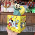 Vintage Disney Jack in the Box Mickey Mouse (T870)