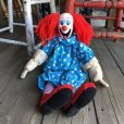 画像1: 90s Vintage BOZO the Clown Doll (T882) (1)