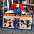 画像10: 90s Vintage BOZO the Clown Doll (T882)