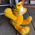 画像4: Vintage Dakin Garfield Plush Doll (T891) (4)