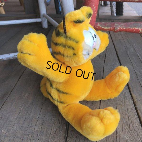 画像4: Vintage Dakin Garfield Plush Doll (T891)
