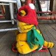 画像2: Vintage Dakin Garfield Plush Doll (T888) (2)