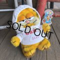 Vintage Dakin Garfield Plush Doll (T886)