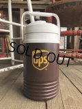 Vintage UPS Water Drink Cooler Jug Dispenser (T892)